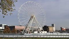 Birmingham Big Wheel - Eastside Green