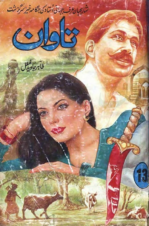 Tawan Part 13 is a very well written complex script novel by Tahir Javaid Mughal which depicts normal emotions and behaviour of human like love hate greed power and fear , Tahir Javaid Mughal is a very famous and popular specialy among female readers