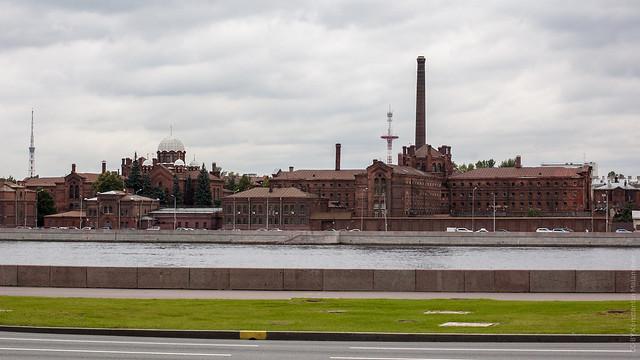 Kresty Prison, Nikon D50, AF-S Nikkor 50mm f/1.4G