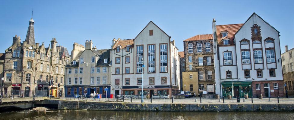 Bezienswaardigheden in Edinburgh: Leith | Mooistestedentrips.nl