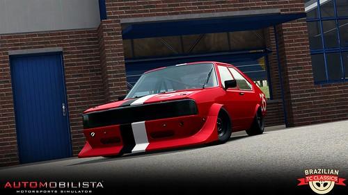 AMS Touring Car Classics DLC 8