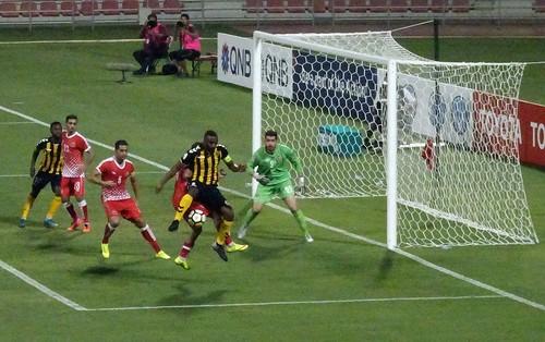 Al Arabi 2:1 Qatar SC