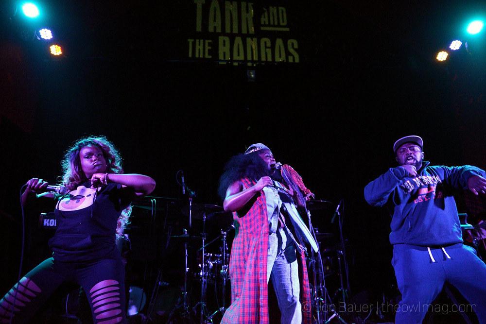Tank and the Bangas @ The Chapel, SF
