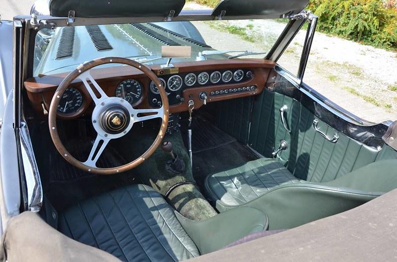 1954 Jaguar XK120 SE Special