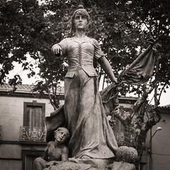 Marianne - symbol of freedom