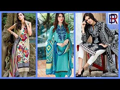 Latest Printed Daily wear Dress designs For Girls 2017