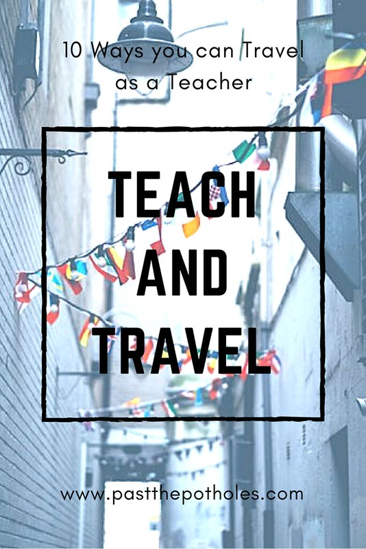 teach and travel