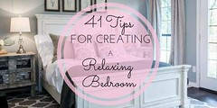 41 Tips From The Pros For Creating The Perfect Relaxing Bedroom | Insider Living https://buff.ly/2xKj3mM