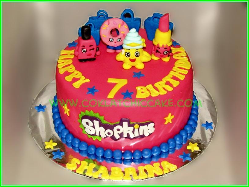 cake shopkins shabrina