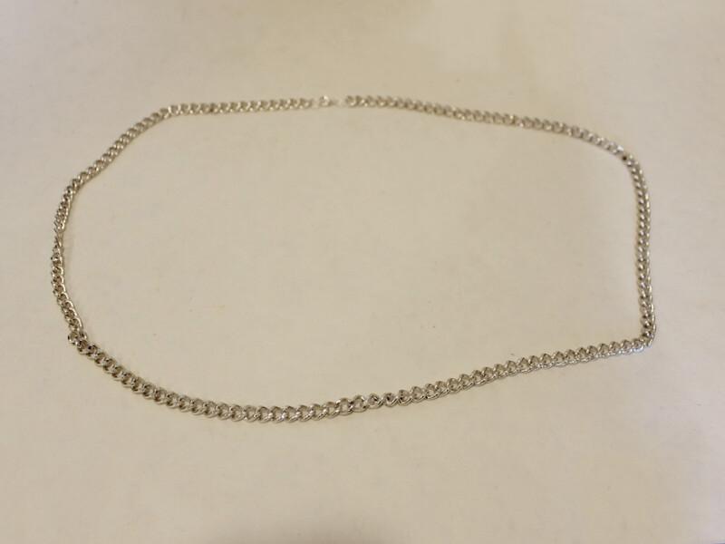 finished waist chain