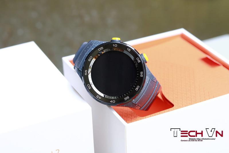 Huawei Watch 2 Sport Concrete Grey 05