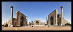 Along the Silk Road - Uzbekistan