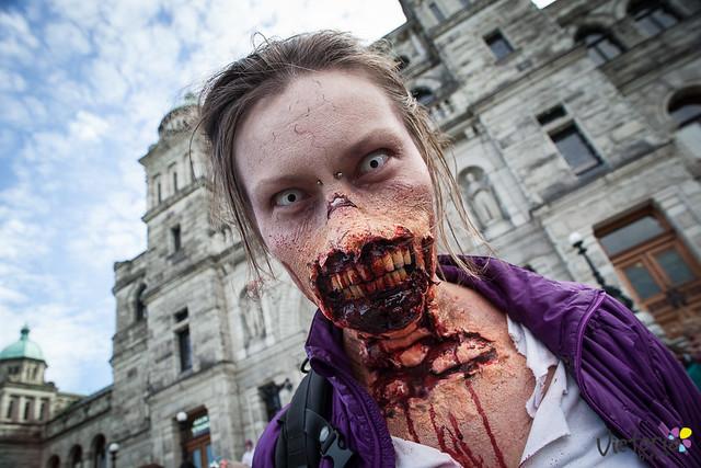 Victoria Zombie Walk - 2017 (58)