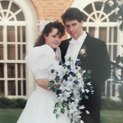 Today marks 24 years of marriage to my best friend Lisa. Thanks for sharing life with me and I'm looking forward to many more years in the journey together. I love you.
