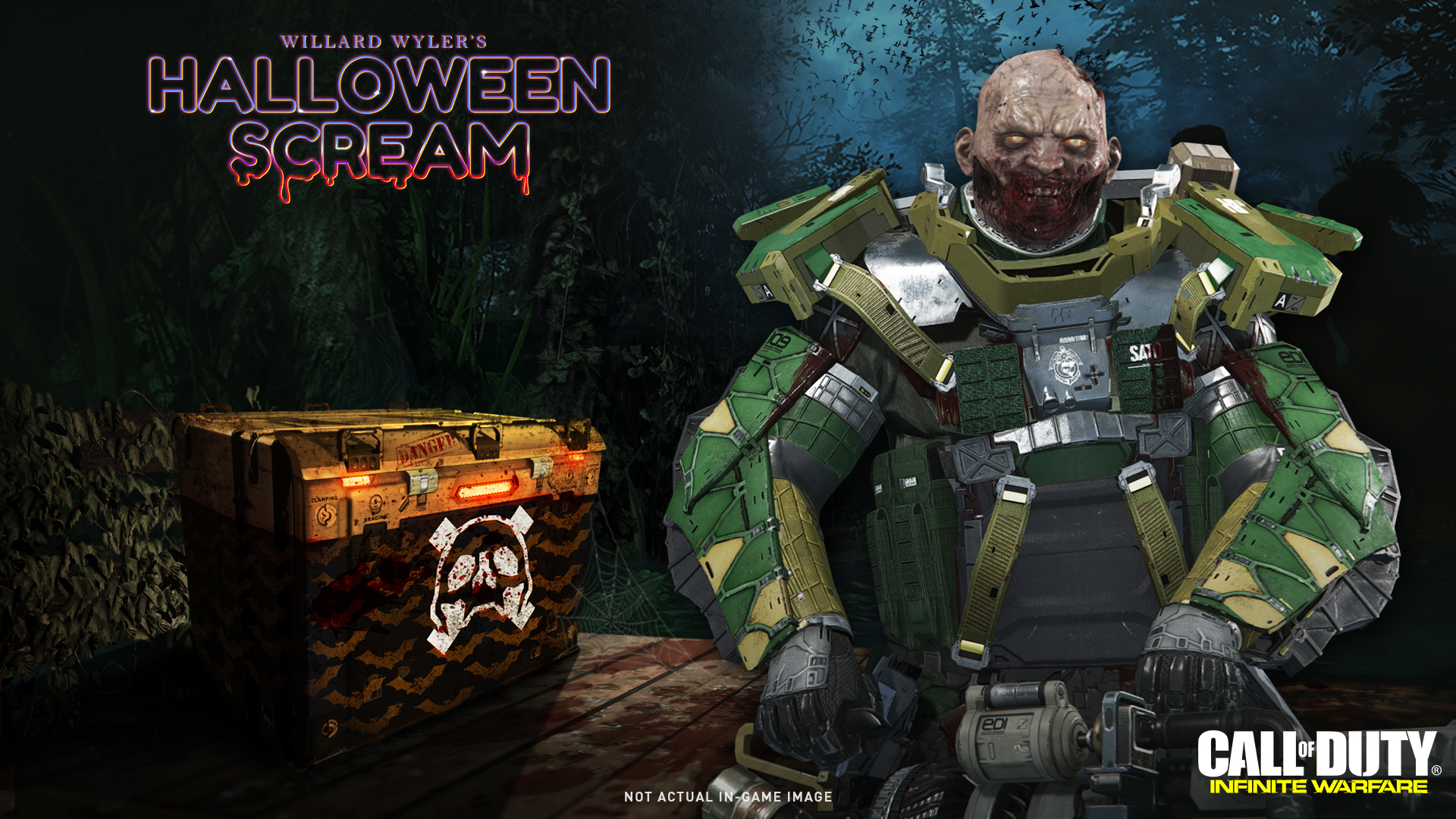 Call of Duty: Infinite Warfare Halloween Scream beginnt heute