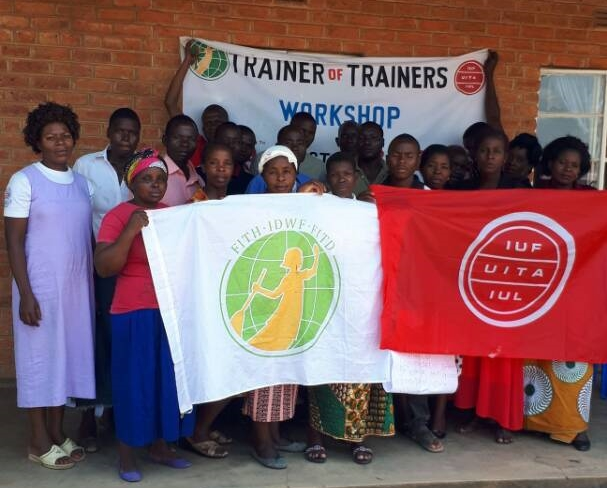 2017-10-5~6 Malawi: Trainer of Trainers Workshop