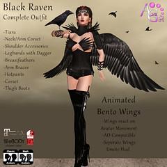 Black Raven - Exclusive for L'Elite Event