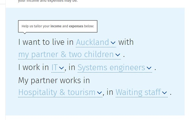 003. Cost of Living Calculator for New Zealand   New Zealand Now