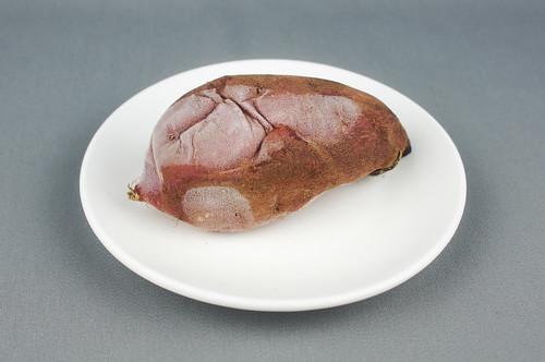 food - 焼き芋アイス