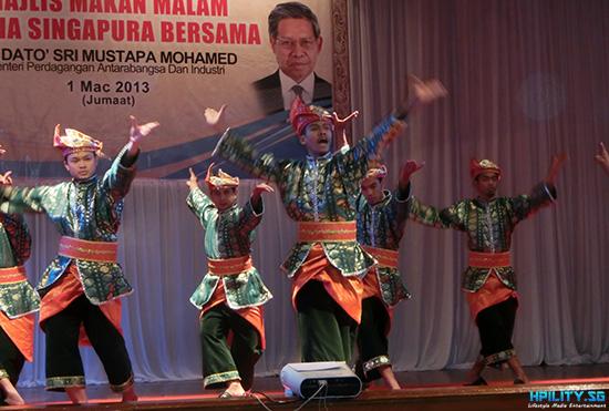 Traditional Kelantan Performance