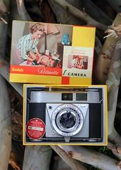 Camera of the Day - Boxed Kodak Retinette 'f' (Type 030/7)
