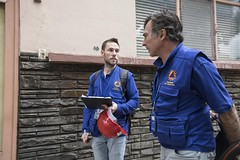 Mexico: building assessment following the earthquake