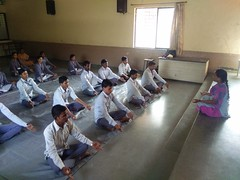 One Day Youth Workshop held at Vivekananda kendra Prashikshan va seva Prakalp