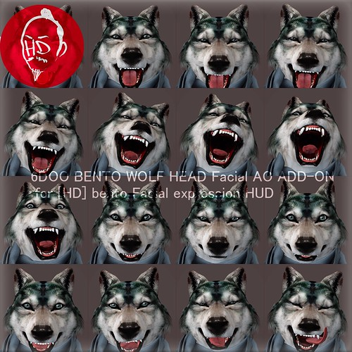 [HD]WOLF AO (ADD-ON for BFE) AD