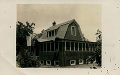 Friends of Nature Camp, 1928 - Crisman, Indiana