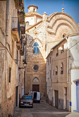 Leading to the Church of Sant Jaume of Tivissa_2169