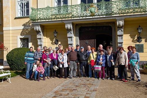 2017 - Výlet seniorů Hořovice