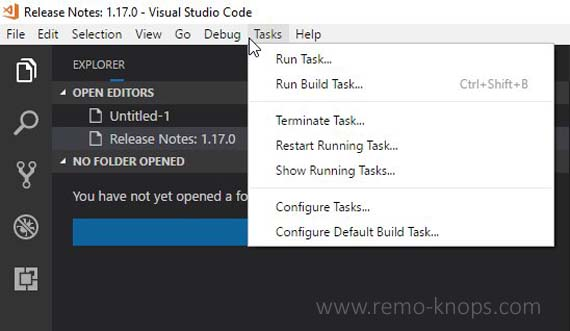 Visual Studio Code - A Notepad++ Alternative 327