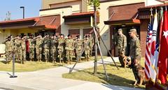 Camp Humphreys Veterinary Treatment Facility Ribbon Cutting Ceremony - U.S. Army Garrison Humphreys, South Korea -  17 Oct. 2017