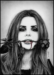 Lana Drawing