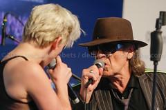 Germany: Udo Lindenberg performs at the Frankfurt Book Fair 2017