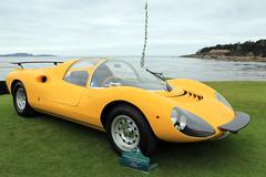 Ferrari 206 Dino Competizione Pininfarina Coupe s-n 10523 1967 2