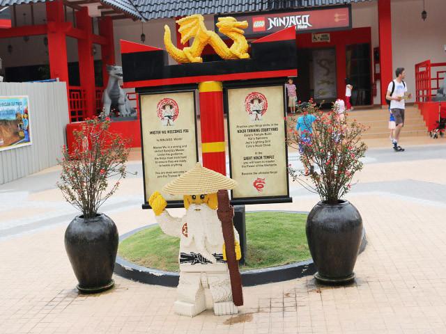 ninjago legoland obiective turistice malaezia 2