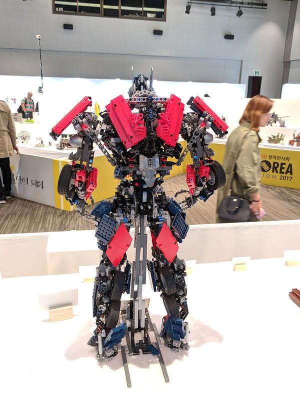 Brick Korea 2017