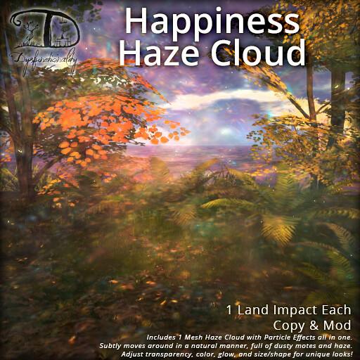 Happiness Haze Cloud
