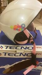 Dívčí lyžařská helma S - titulní fotka