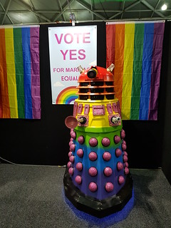 Marriage Equality Dalek