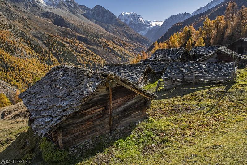 Old farm - Arolla