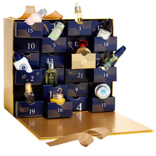 Calendarios de adviento de belleza