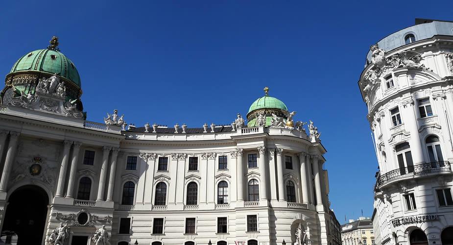 Bezienswaardigheden in Wenen: Hofburg Paleis | Mooistestedentrips.nl
