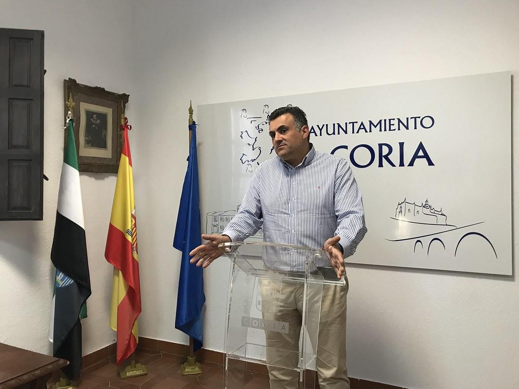El Ayuntamiento de Coria construirá una pista de skate en el parque de cadenetas