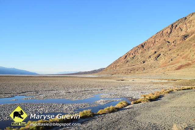 Death Valley, Vallée de la mort, Californie États-Unis.