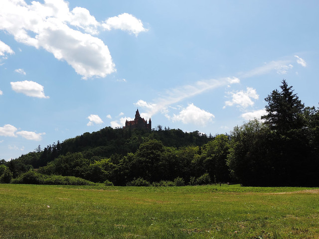 Bouzov Castle, Moravia, Czech Republic