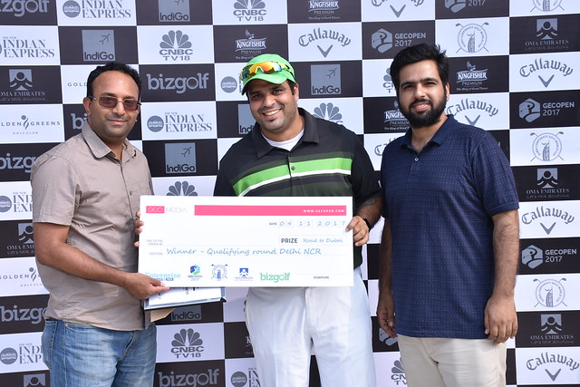 GEC Open 2017 - Delhi NCR