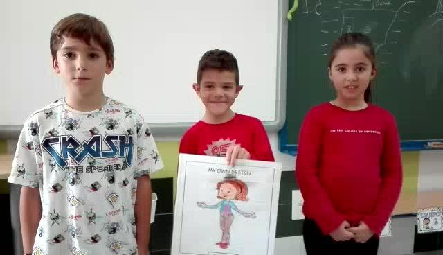 DISEÑADORES SEGUNDO B