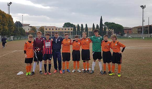 Giovanissimi Regionali, Virtus-Real Grezzana Lugo 1-1